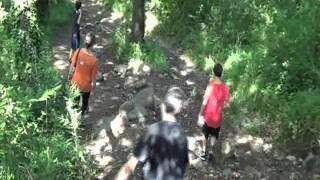 Escola de Natura Fundació Esplai Girona - Activitat d'Orientació