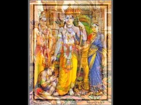 Valmiki Ramayanam on Website- Audio- Slokam & Meaning in Tamil