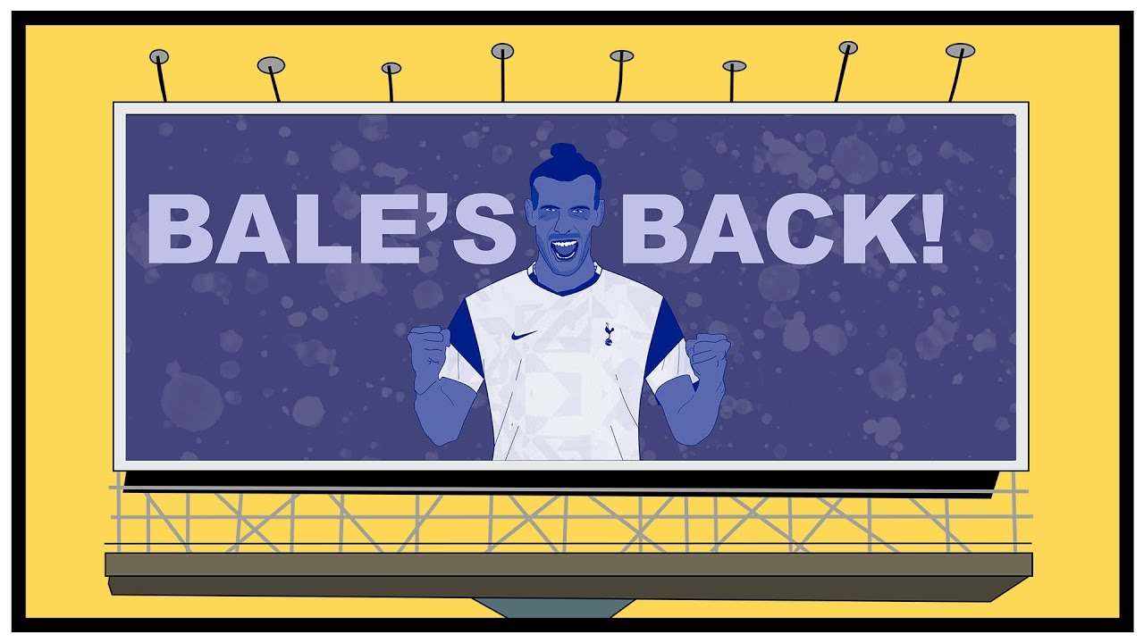 Where Will Gareth Bale Play At Spurs?