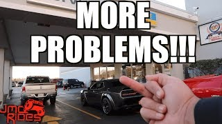 DODGE QUALITY ISSUES! 83K 2018 WIDEBODY HELLCAT CHALLENGER Needs New Shocks After Only 1,000 Miles
