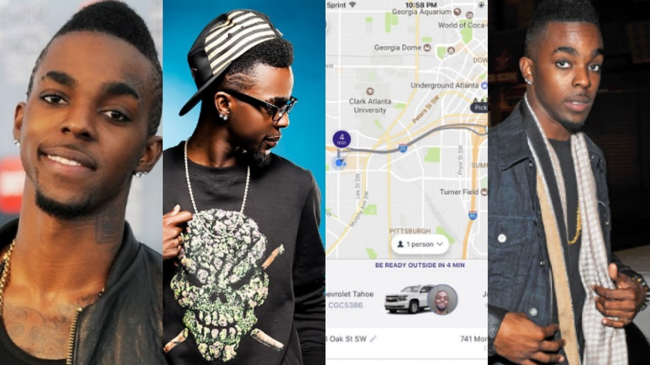 Roscoe Dash A LYFT DRIVER NOW? Man Tries EXPOSING ROSCOE DASH AFTER  HORRIBLE SERVICE!!