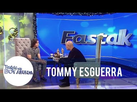 TWBA: Fast Talk with Tommy Esguerra