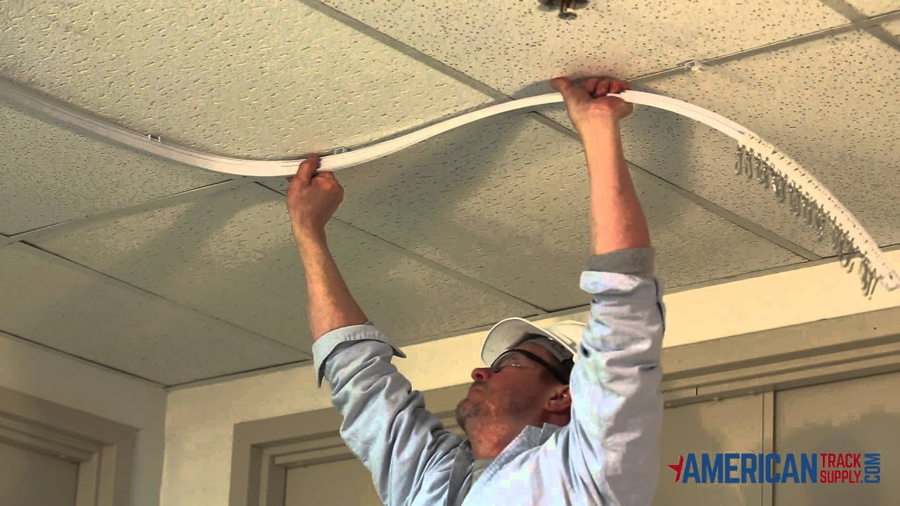 installation flexible american track supply