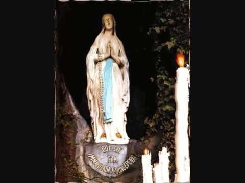 Ave Maria de Lourdes par Sylvie Buisset