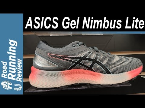 ASICS Gel Nimbus Lite Preview