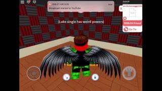 Regardez-moi jouer ROBLOX via Omlet Arcade! Son jour de déménagement ! (Pour Zak)