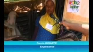 RTB / Societe - 4eme édition de la foire du poisson à  Tounkara