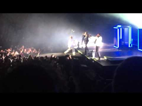Pentatonix- No Meghan Trainor cover BB&T Center 41316