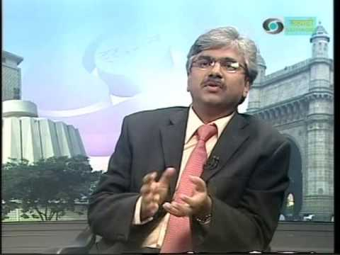 Nitin Potdar's Interview on Doordarshan Marathi News Channel on India's Economic Position