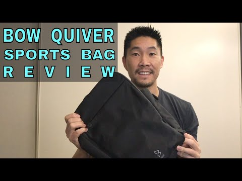 Bow Quiver Product Review (Sports Travel Bag)