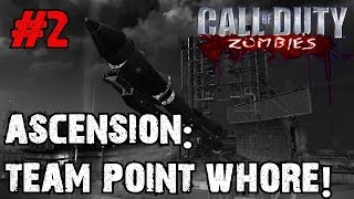 Ascension Team Point Whore Challenge Ep.2 - Call of Duty Zombies (CoD Zombies) - Black Ops [PS3 HD]