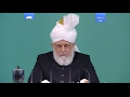 English Translation: Friday Sermon on February 3, 2017 - Islam Ahmadiyya