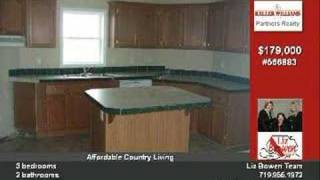 Colorado Springs Real Estate - Country Living On 19 Acres