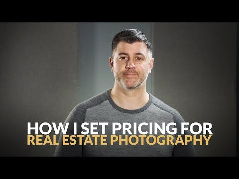 How Do I Price My Real Estate Photography Business?