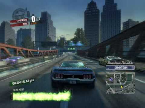 burnout paradise pc demo