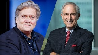 Steve Bannon and Lanny Davis debate (English version)