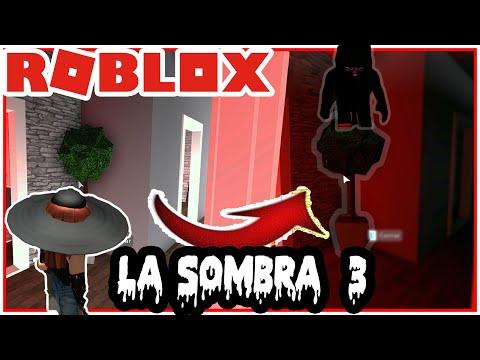 Roblox Especial 🎃HALLOWEEN💀 La SOMBRA 3!! 😖