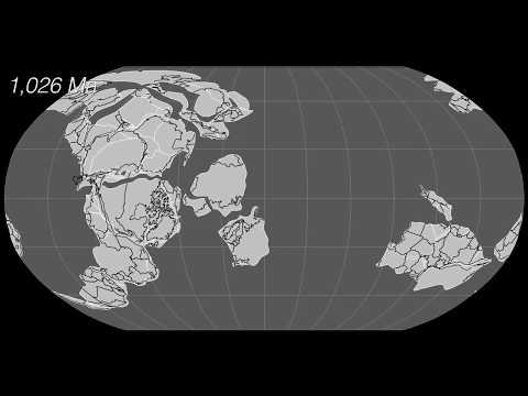 Precambrian Animation by Scotese & Elling  v01_082017