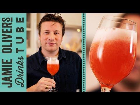 Rossini Cocktail | Jamie Oliver
