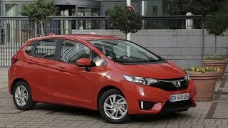 Essai Honda Jazz 1.3 i-VTEC Executive Navi 2015