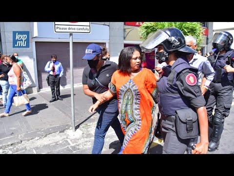 Private Prosecution: une personne arrêtée