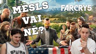 MĒSLS VAI NĒ? | Far Cry 5