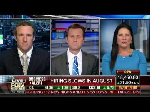Scott Martin   Fox Business News 9 2 2016 Cavuto
