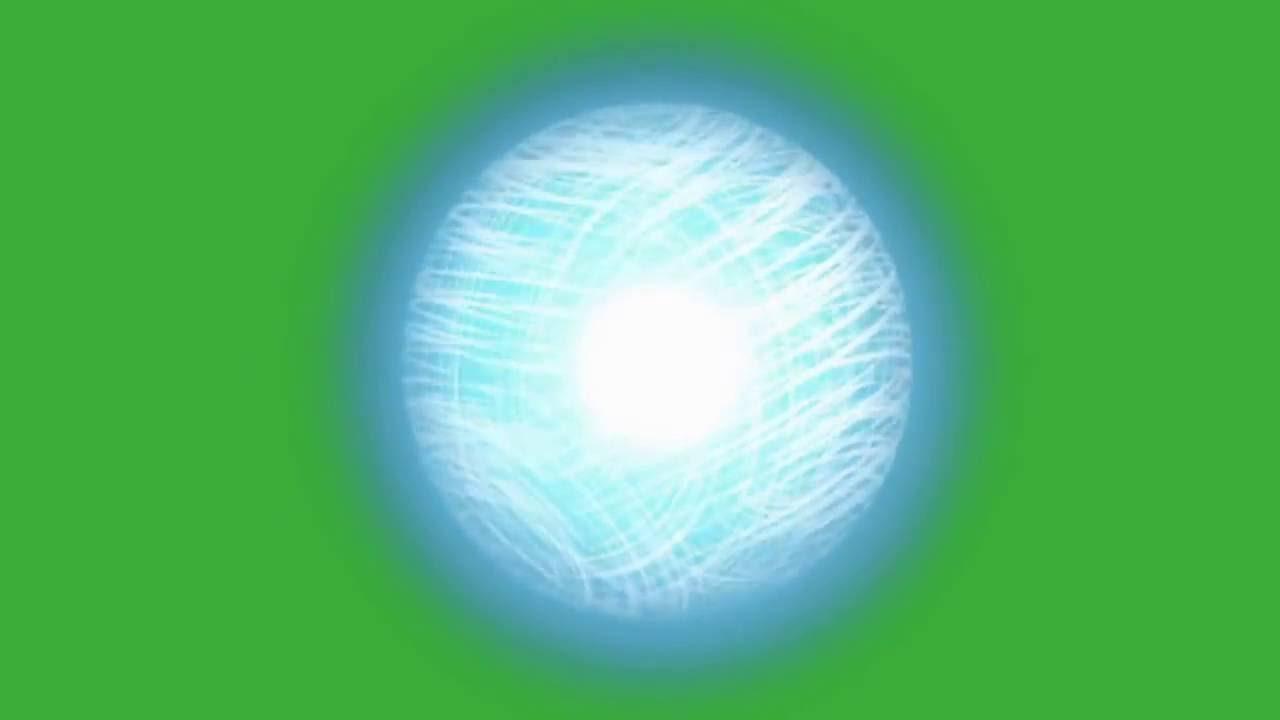 Green Effect Rasengan