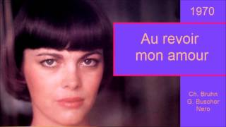 Au revoir mon amour - Mireille Mathieu
