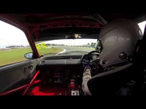 Phillip Island Honda Civic - Rhys Howell Onboard