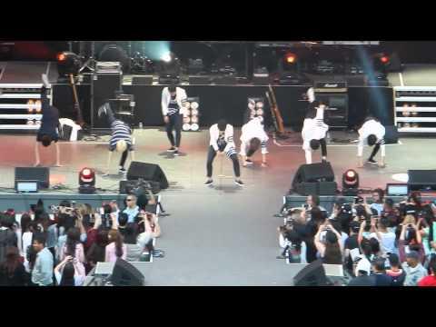 GOT7 @ Korea Times Music Festival 5/2/2015