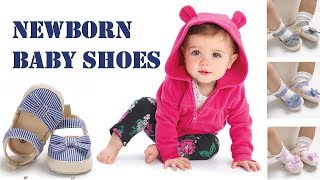 Newborn Infant Baby Soft Crib …
