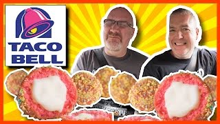 Taco Bell Cap'n Crunch™ Delights™ Review Special Guest Paul Merrimen