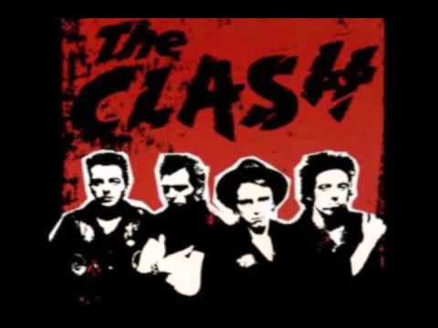 The Clash - Rock The Casbah(breakbeat remix)