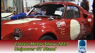 Unipower GT Register | Classic Motor Show 2017