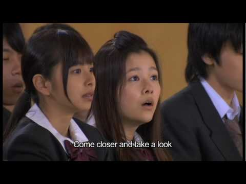 "Japanese Movie ""ShodouGirlsーBlueBlueSky"" (English Subtitled)"