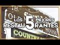 TOP 5 :MEJORES RESTAURANTES DE LOS ANGELES ( ˘▽˘)っ