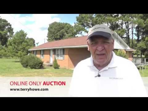 4121 Old Stantonsburg Rd, Wilson, NC - Online Only Auction