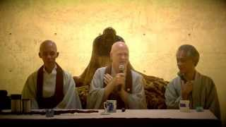 zen master dae kwang on how to get rid of ego