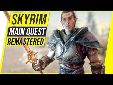 Skyrim Main Quest