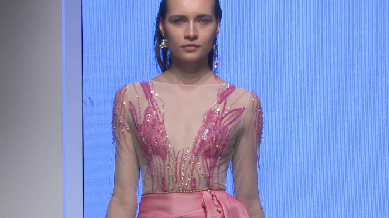Mehmet Korkmaz - Arab Fashion Week - Pre-Fall 2020 - Dubai