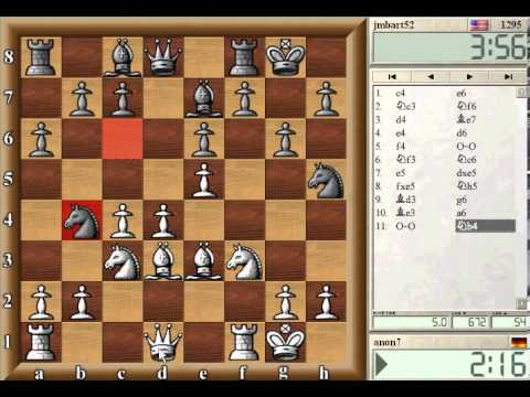 Learn Chess - Opening Play - Fight for the centre (Level 2)