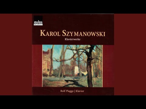Variations on a Polish Folk Theme in B Minor, Op. 10: Var. II. Agitato