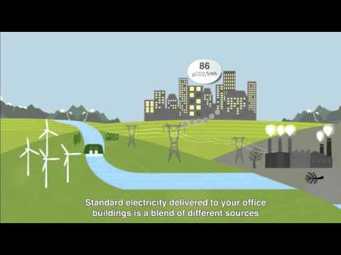How does the Green Electricity Certificate system work in Europe?