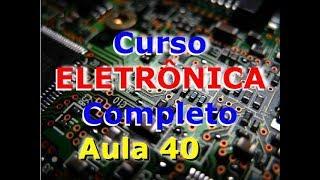 Curso Completo de Eletrônica - Aula 40 - Resistores em Paralelo - LCSC Electronics