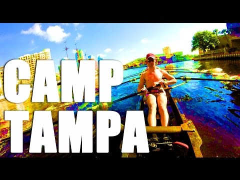 Kent School Boat Club - Camp Tampa 2015