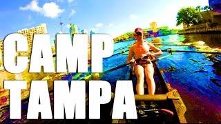 Kent School Boat Club - Camp Tampa 2015