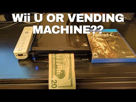 What Happens When You Put a FOREIGN DISC IN A WII U??