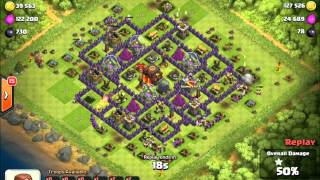 Clash of Clans With Beaker: Lets Max Out TH10! #4