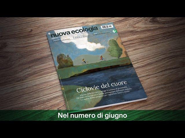 La Nuova Ecologia, il numero di giugno 2021